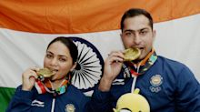 India Opens Medal Tally At Asiad With Bronze In Rifle Mixed Team
