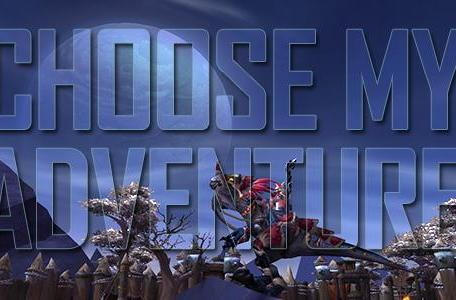 Choose My Adventure: I am so confused in World of Warcraft