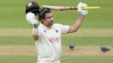 England opener Rory Burns hits century on Surrey return