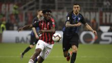 Inter handed suspended sentence for more racist chants