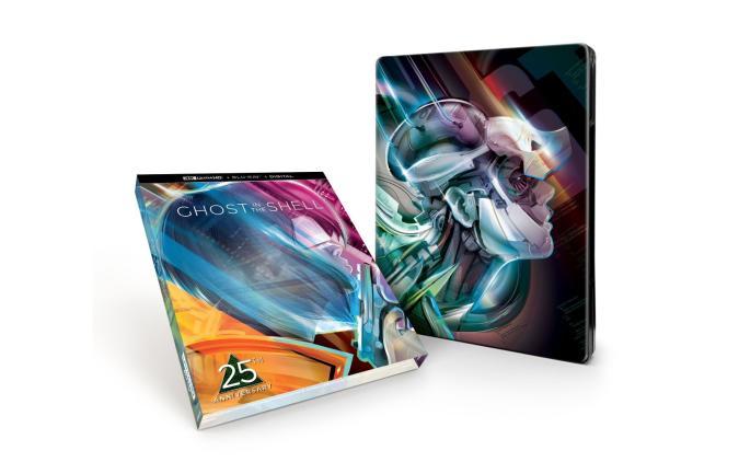Ghost in the Shell steelbook (Best Buy Exclusive)