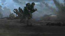 Here's your first look at the newest 'Call of Duty' game, set during World War II