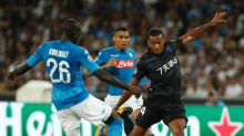 Napoli punish nine-man Nice