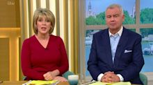 This Morning's Ruth and Eamonn aren't social distancing on show because they live together