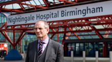 No evidence Covid-19 is less lethal, warns chief of biggest NHS hospital trust