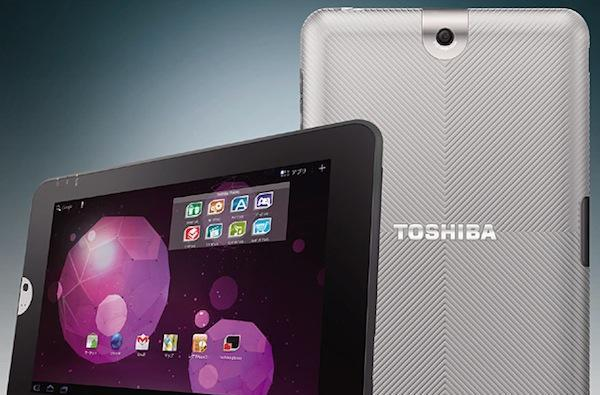 Toshiba's 10.1-inch Regza AT300 Honeycomb tablet hits Japan in June