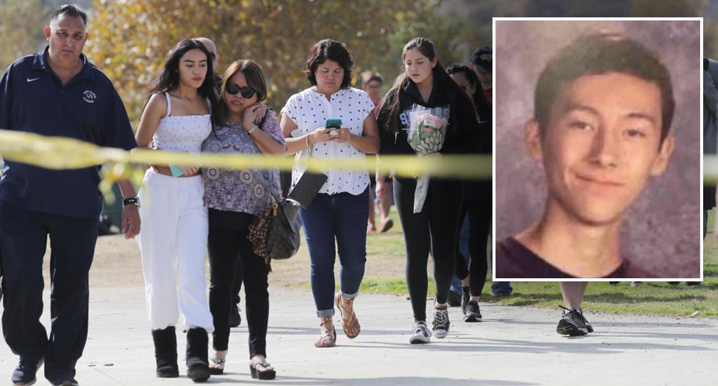 Six ominous words posted by suspected gunman before school shooting