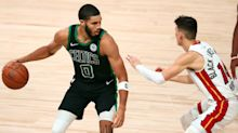 Celtics' Jayson Tatum tops LeBron James with this ridiculous playoff stat