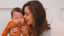 Saab Magalona doesn't need you to worry about her baby's diet