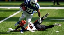 Rivers throw 3 TD passes as Colts rally past Bengals 31-27