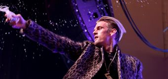 Aaron Carter criticized for 'severely racist' post