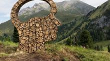 In Val di Fiemme RespirArt 2020,l'exp di Land Art pi alta d'Italia