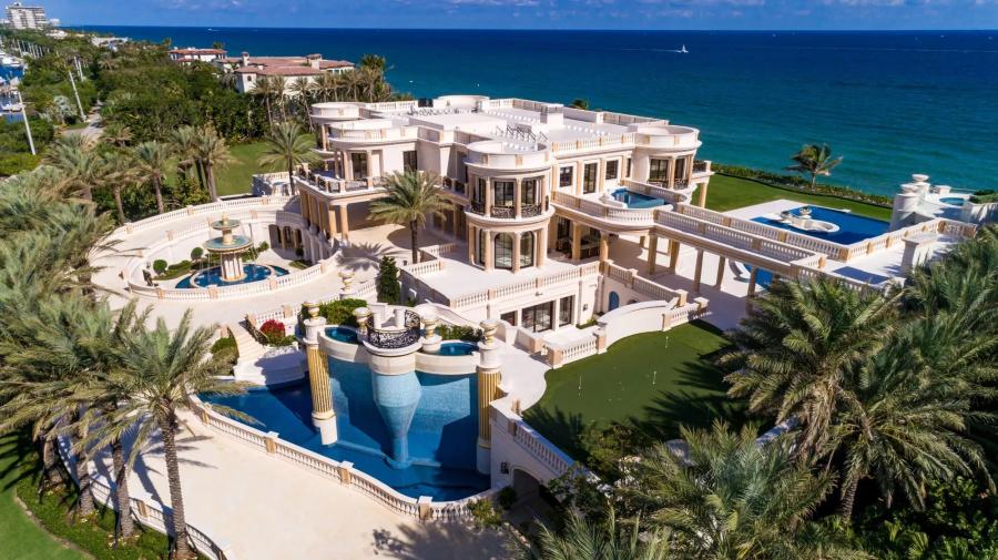 Así es la casa más cara que jamás se ha ofertado en una subasta