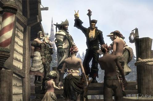 Fable 2 follows the breadcrumbs to Games on Demand