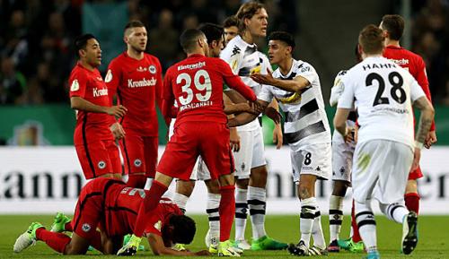Bundesliga: Frankfurt mit Verletzungssorgen