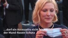 Maskenball in Venedig: Filmfestpiele in Corona-Zeiten