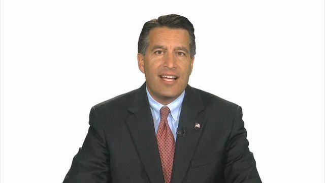 Gov. Sandoval: Washington could learn from Nevada
