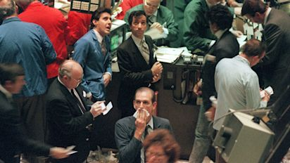 Stocks weren't pricey before they crashed in 1987