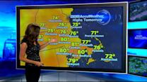 WBZ AccuWeather Midday Forecast For Aug. 6