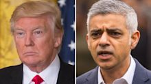 A Brief History Of Donald Trump's Feud With Sadiq Khan That Proves Jeremy Hunt Is Wrong