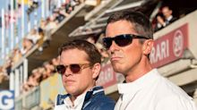 'Le Mans '66' interview: Christian Bale tips Matt Damon for future directing career