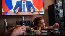 Putin erklärt April wegen Corona-Krise zu bezahltem Urlaubsmonat