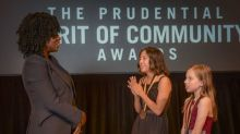 Two New Mexico youth honored for volunteerism at national award ceremony in Washington, D.C.