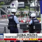 Trump to meet with Chinese President Xi and Russian President Putin at G20 summit