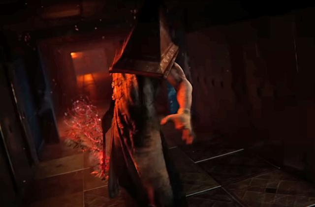 The next 'Dead By Daylight' killer is Pyramid Head from Silent Hill