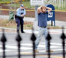 Fake news gunman incident at Comet Ping Pong pizzeria, in D.C.