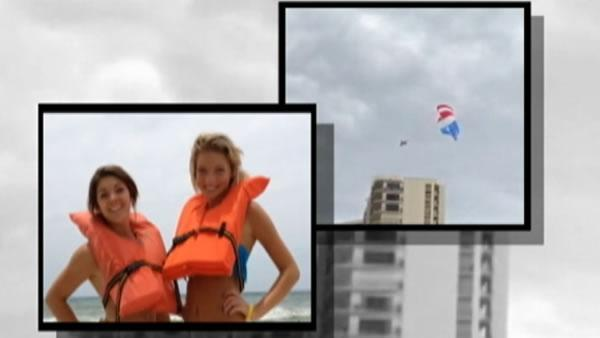 Families of teens in parasailing accident speak out