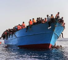 Up to 25 feared dead in raid on migrant boat