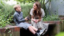 Kate Middleton con su mejor look veraniego