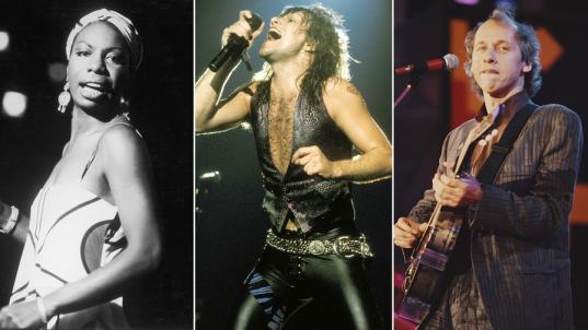 Rock Hall of Fame 2018: Nina Simone, Bon Jovi, Dire Straits