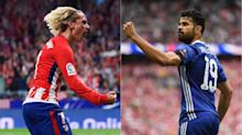 How Diego Costa will combine with Antoine Griezmann to form fearsome Atletico Madrid attack