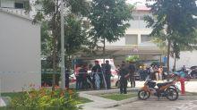 Drug abuser who held toddler hostage in Sembawang flat gets 5 years' jail, 6 strokes