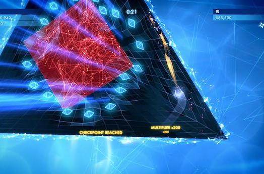 Pre-order Geometry Wars 3, get two extra levels
