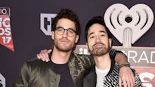 Darren Criss and Brother Chuck Play With '80s Sounds in New Duo Computer Games