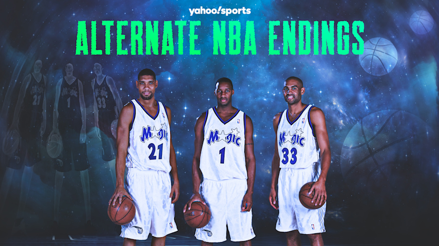 The NBA dynasty that 'almost' happened