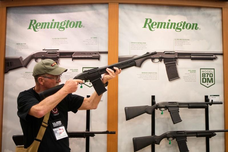 Exclusive: Hedge fund Whitebox places big bet on gunmaker Remington
