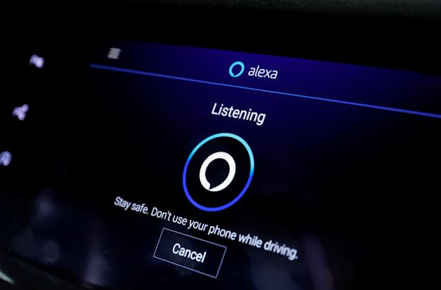 Amazon built a customized Alexa assistant that's coming to cars
