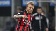 """Kjaer: """"Il Milan aveva già qualità, ma mancava la fiducia. Eriksen top al mondo, però deve giocare nel suo ruolo"""""""