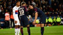 Cavani revela relação com Neymar no PSG: 'Somos muito diferentes'