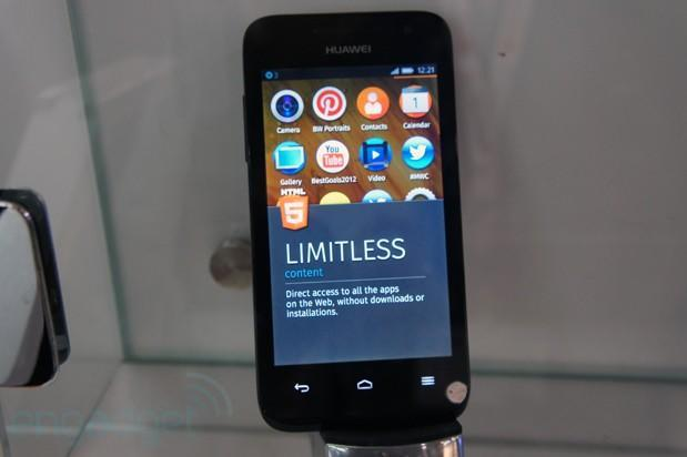 Huawei, LG pitch tents in growing Firefox OS camp