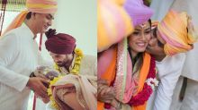 Mira Rajput Kapoor Uses A Beautiful Unseen Picture From Her Wedding To Wish Her Dad On Father's Day