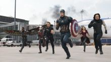 Edinburgh preps for blockbuster action as the Avengers: Infinity War cast assembles