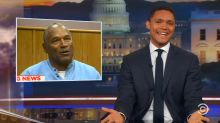 Late Night Hosts Take Aim at O.J. Simpson Parole