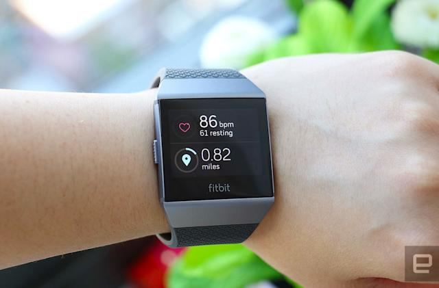 Fitbit's latest acquisition could help you manage health conditions