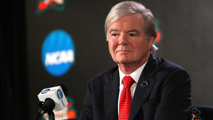 NCAA delays vote on name, image and likeness rules | Yahoo Sports College Podcast