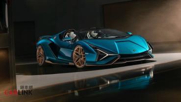 Lamborghini推出馬力史上最強的敞篷牛,但看到這裡已經全部賣完了